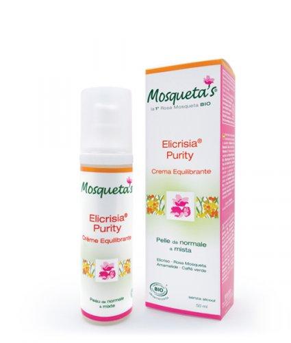 Emulsione Riequilibrante con Elicriso e Rosa Mosqueta