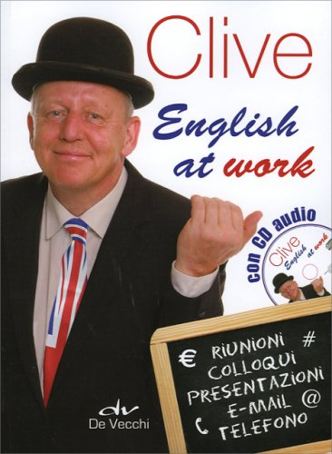 Clive English at Work