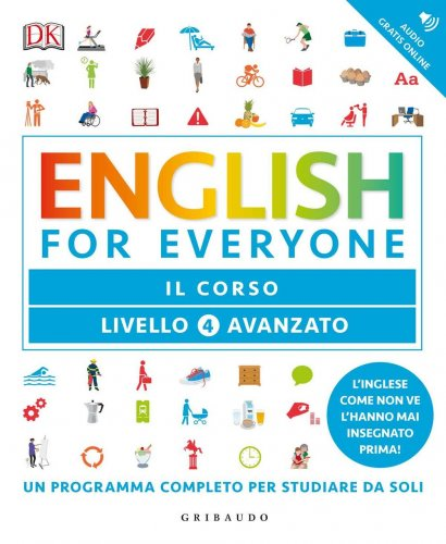 English for Everyone - Livello 4° Avanzato: Il Corso