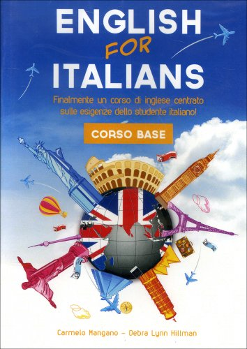 Corso di Inglese - English for Italians - Corso Base in DVD Rom
