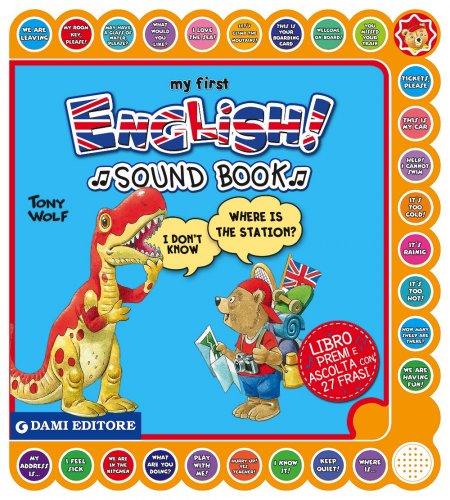 My First English Sound Book