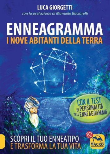 Enneagramma - I Nove Abitanti della Terra (eBook)