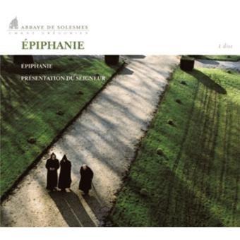 Épiphanie. Canti Gregoriani