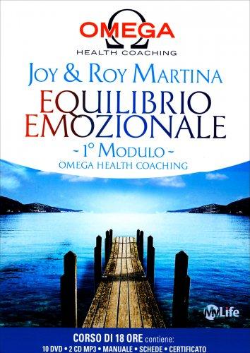 Equilibrio Emozionale  - Videocorso con 10 DVD, 2 CD Mp3 e Manuale