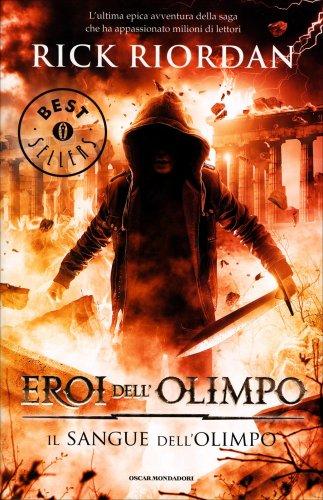 Eroi dell'Olimpo - Vol. 5: Il Sangue dell'Olimpo
