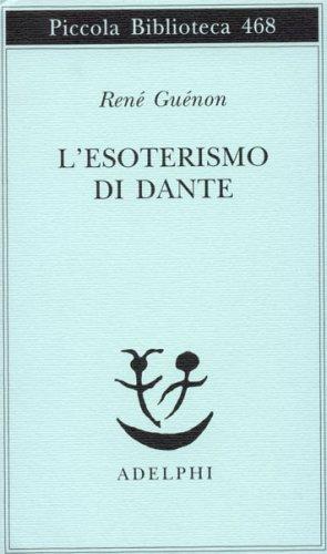 L'Esoterismo di Dante