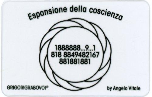 Tessera Radionica 69 - Espansione della Coscienza
