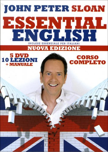 Essential English - Videocorso in 5 DVD