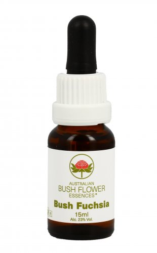 Bush Fuchsia - Essenze Australiane Bush