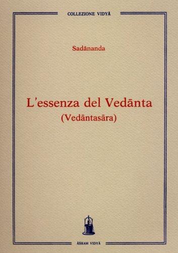 L'Essenza del Vedanta