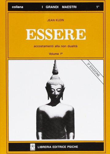Essere - Volume 1