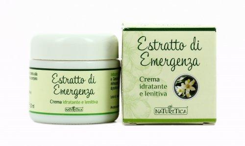 Crema Idratante e Lenitiva - Estratto Di Emergenza