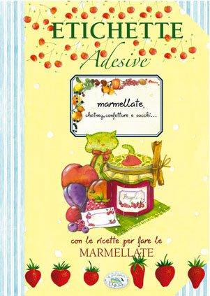Etichette Adesive Marmellate