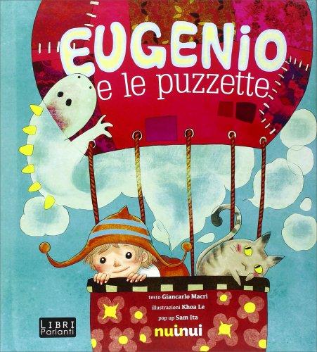 Eugenio e le Puzzette - Libro Sonoro e Pop-Up