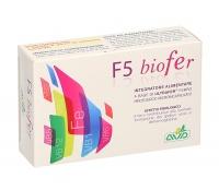 F5 BIOFER Integratore alimentare a base di Ultrafer® ferro pirofosfato microincapsulato