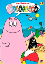 La Famiglia Barbapapà Vol. 1 - DVD