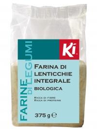 Farina di Lenticchie Integrale Bio