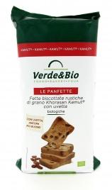 Fette Biscottate Rustiche KAMUT® - grano khorasan con Uvetta