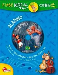 Fiabe Rock - Aladino - Con CD Allegato