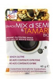 Snack Mix di Semi e Tamari