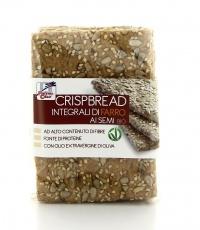 Crispbread Integrali - Farro ai Semi Bio