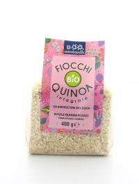 Fiocchi di Quinoa Integrale Biologica