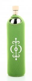 Bottiglia Vetro Programmato Flaska - Spiritual Health