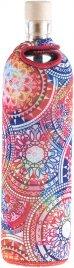 Bottiglia Vetro Programmato Spiritual Mandala