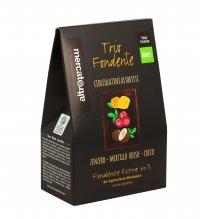 Cioccolatini Assortiti Biologici - Trio Fondente