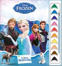 Frozen. Libro Acquerello