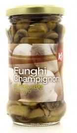 Funghi Champignon al Naturale