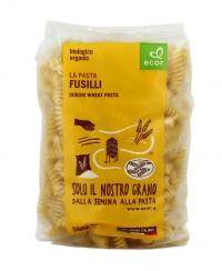 Pasta Bio di Grano Duro - Fusilli