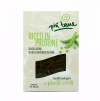 Pasta - Fusilli di Piselli Verdi Bio