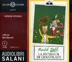 La Fabbrica di Cioccolato (Audiolibro 3 Cd)