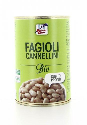 Fagioli Cannellini Bio - 400 gr.