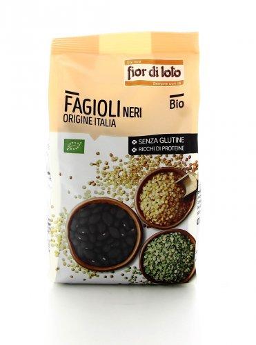 Fagioli Neri Bio Senza Glutine