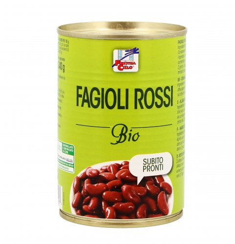 Fagioli Rossi - 400 g.