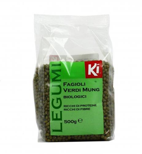 Fagioli Verdi Mung Bio