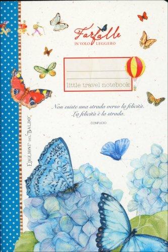 Quaderno da Zaino Farfalle in Volo Leggero
