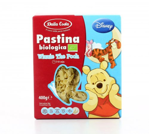Farfalline Bio - Winnie the Pooh