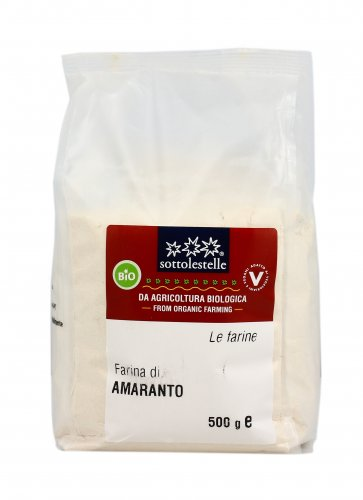 Farina di Amaranto da Agricoltura Biologica