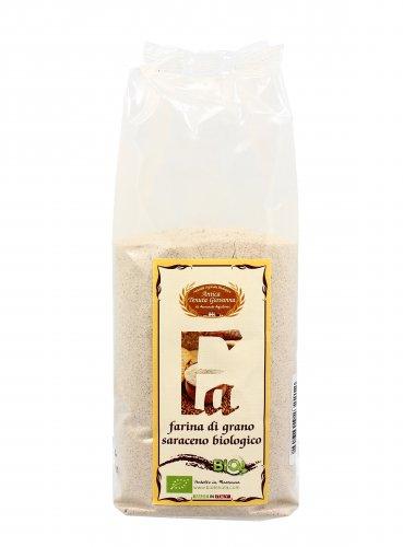 Farina di Grano Saraceno Bio