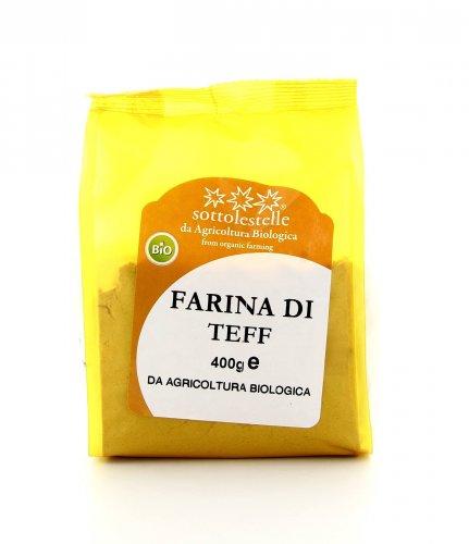 Farina di Teff
