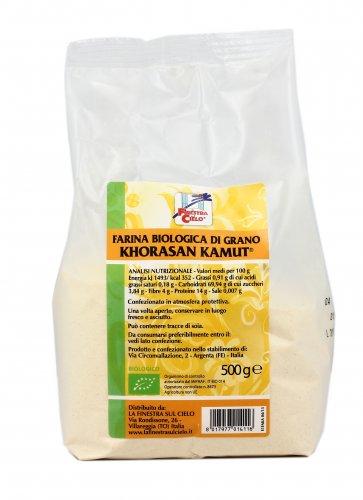 Farina Biologica KAMUT® - grano khorasan