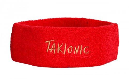 Fascia Capo Takionic - Colore Rossa