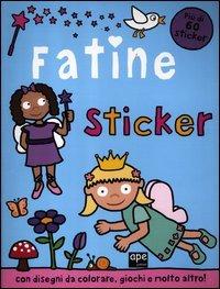 Fatine Stickers