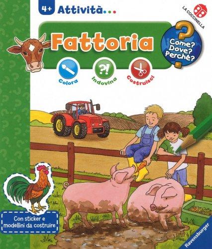 Fattoria - Colora, Indovina, Costruisci