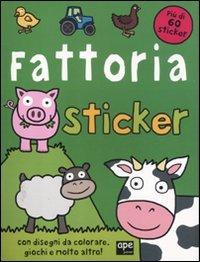 La Fattoria Sticker