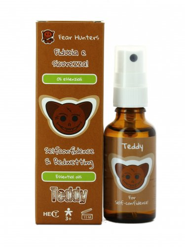 Fear Hunters Spray Teddy