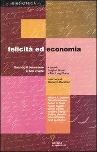 Felicità ed Economia